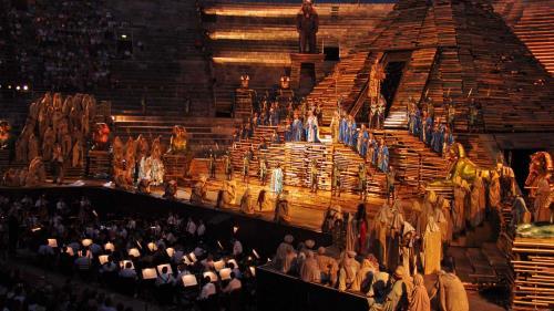 Opera - Aida Verona Arena
